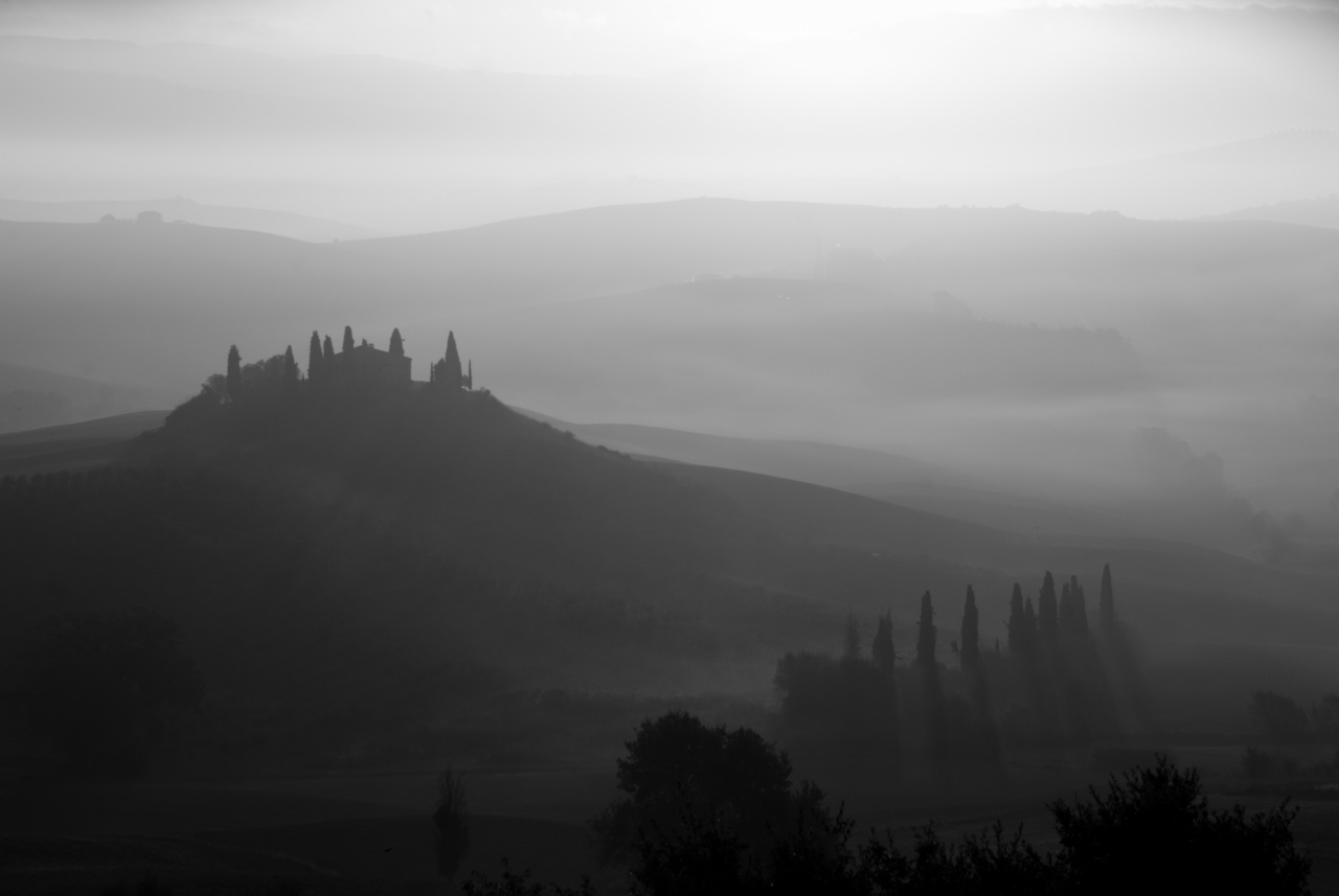 Val D'Orcia - Toscana (Italy)