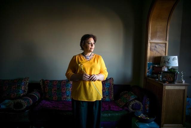 Saliha, djihadist's mother from Save Belgium