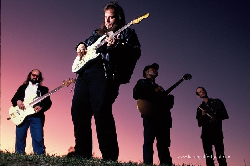 Smokin Joe Kubek Band