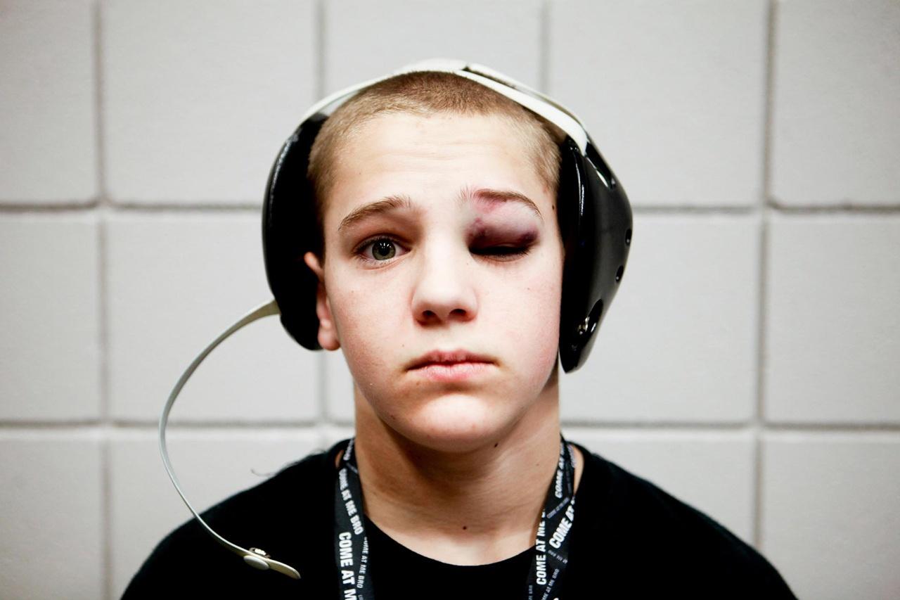 Tough kid