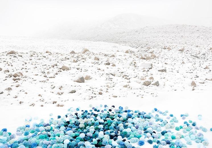 Blue Whiteout