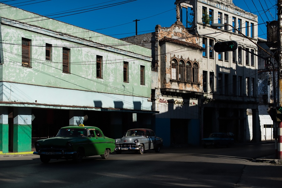 Street Scene 10, Havana, Cuba, 2015