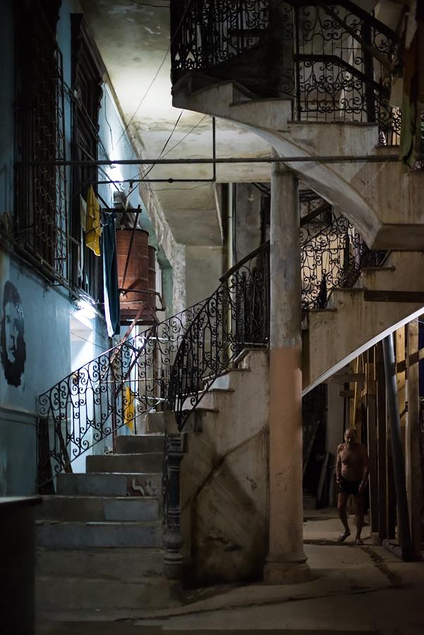 Courtyard 29, Havana, Cuba, 2015