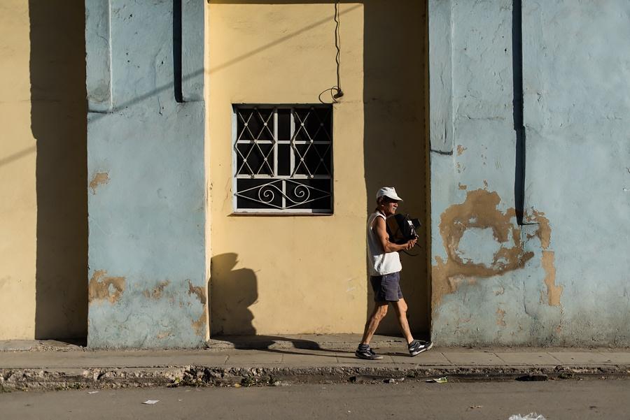 On The Way 11, Havana, Cuba, 2015