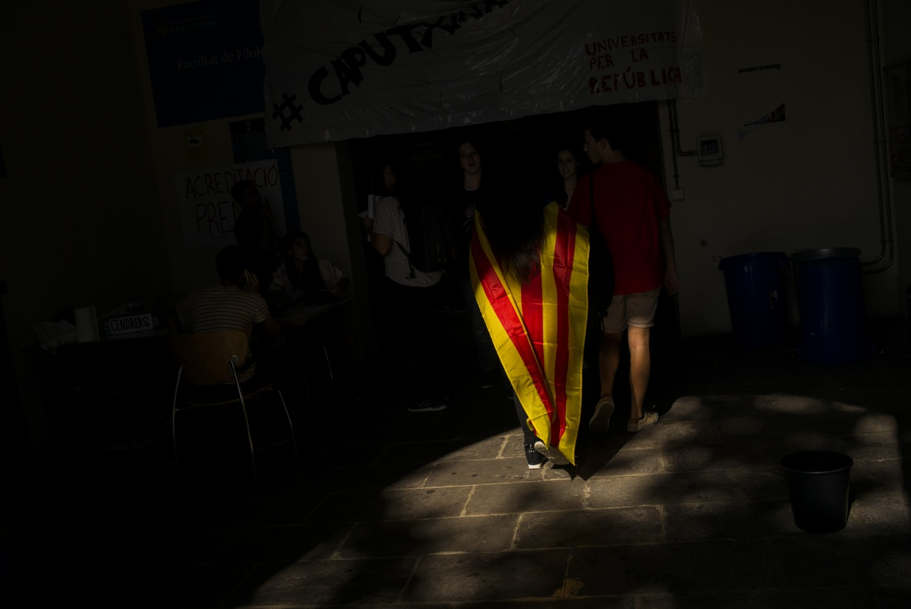 Voices of the Catalan referendum in Barcelona