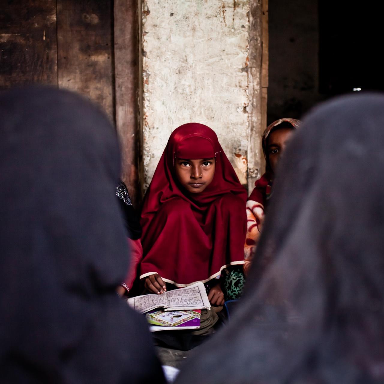 Photo story: Madrassa