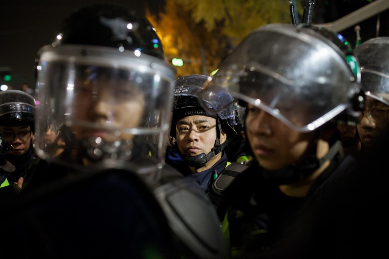Seoul Protest