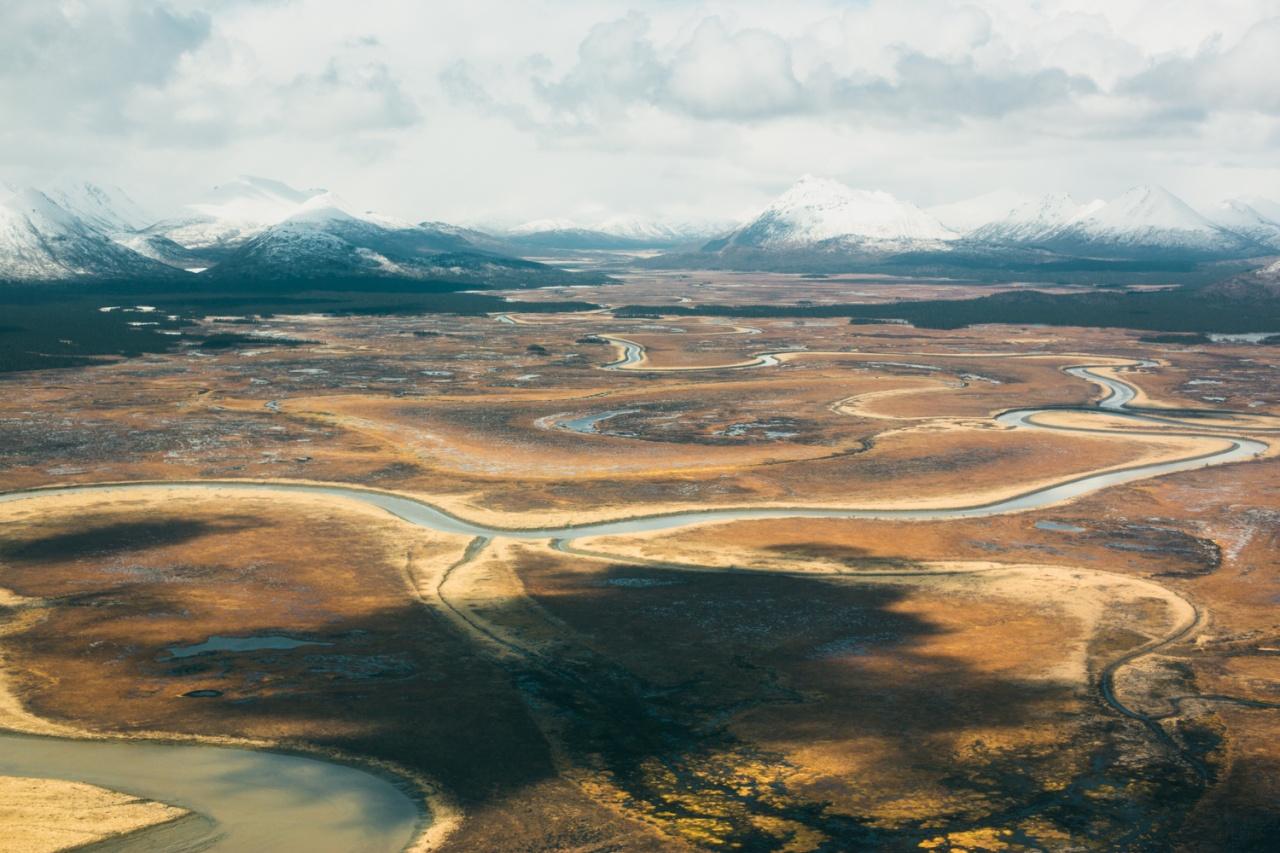 Togiak Wildlife Refuge, Alaska