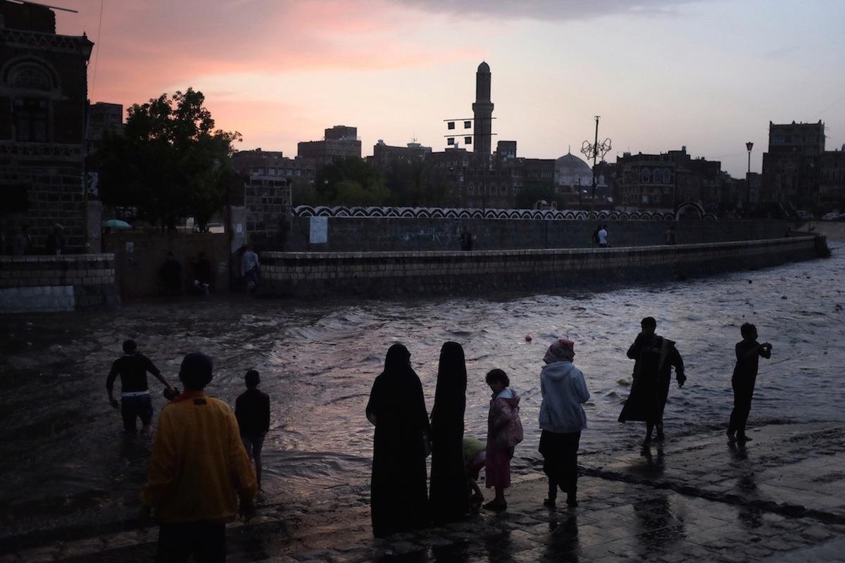 Sana'a After the Rain