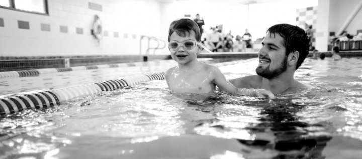 Swimming with Autism