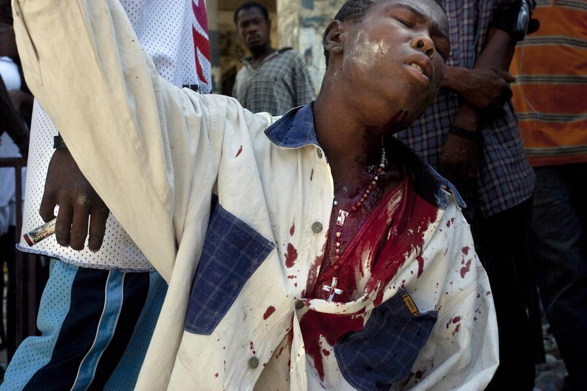 Haïti Oh mon Dieu!