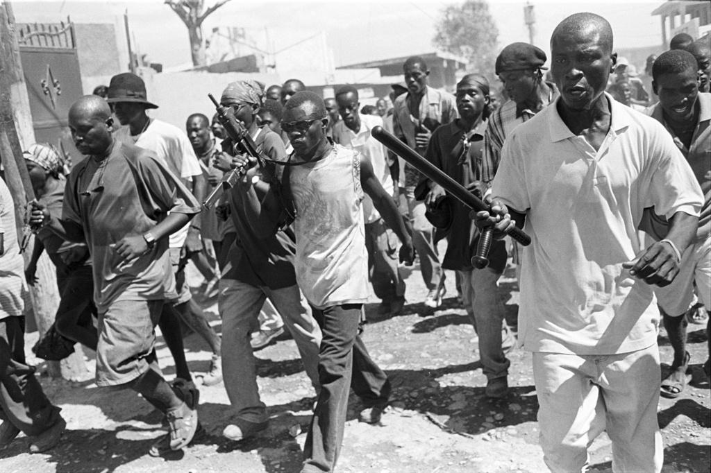 Haïti Rébellion 2004