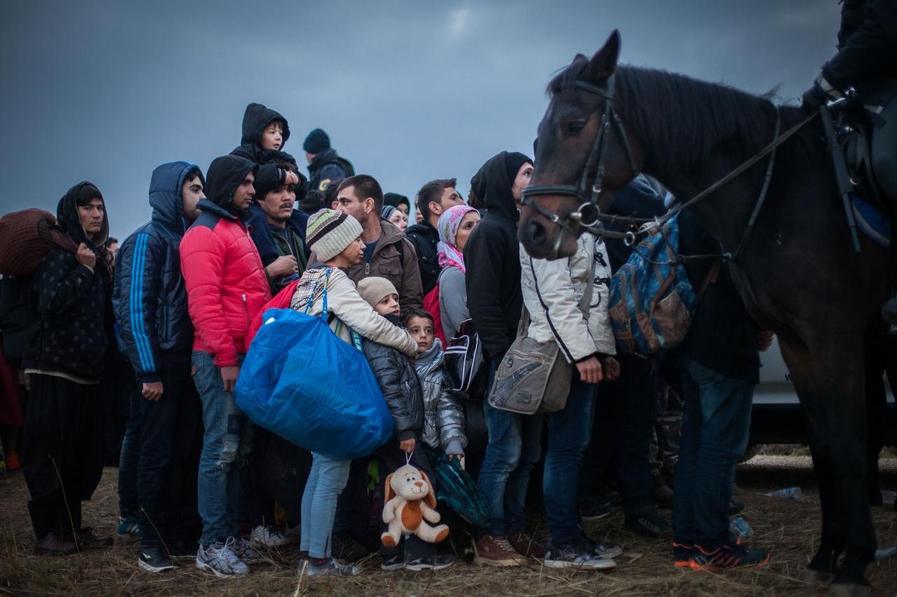 Slovenia - refugees