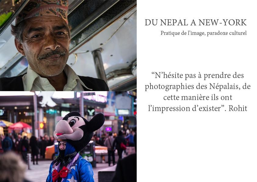 DU NEPAL A NEW-YORK