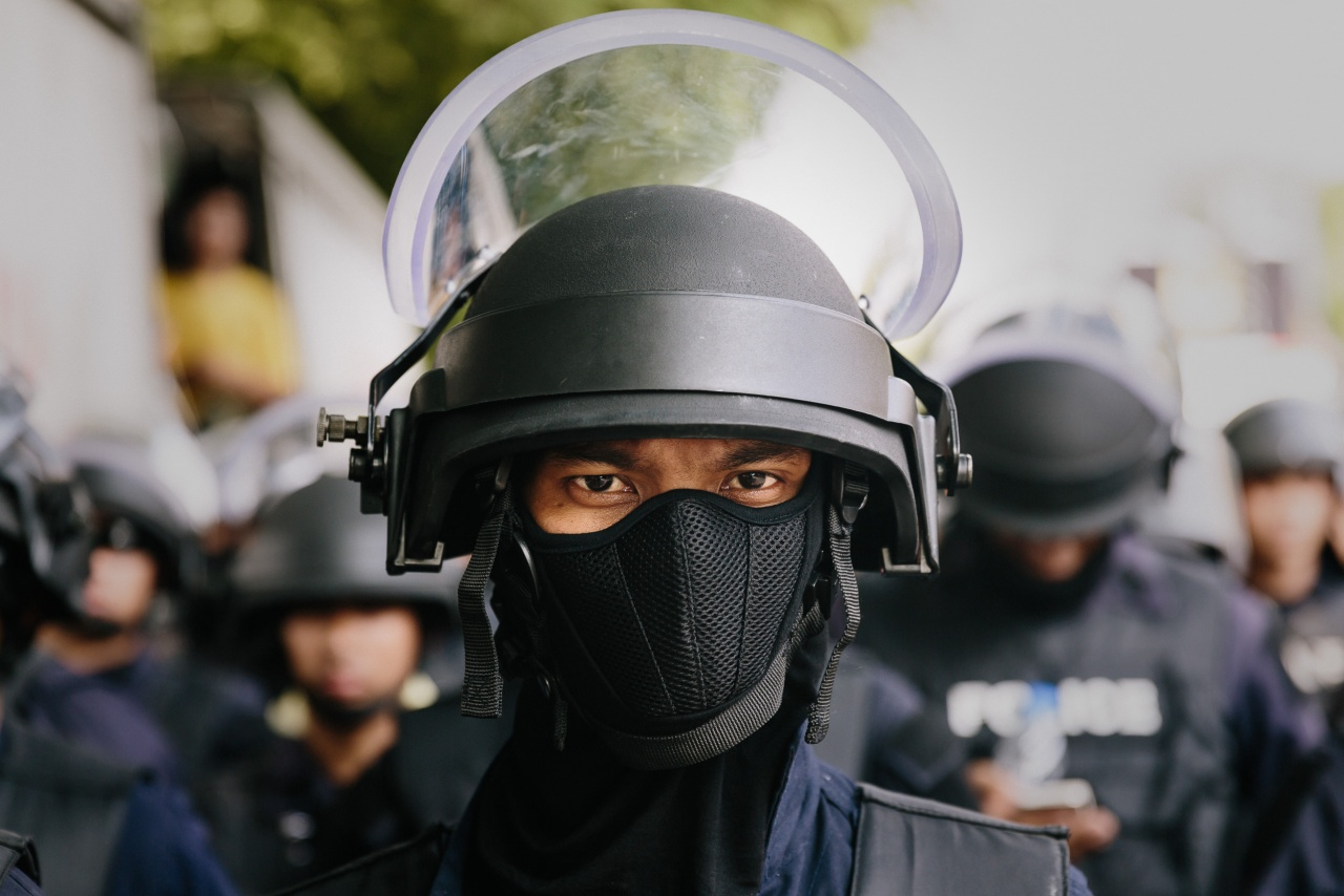 Protests in Thailand