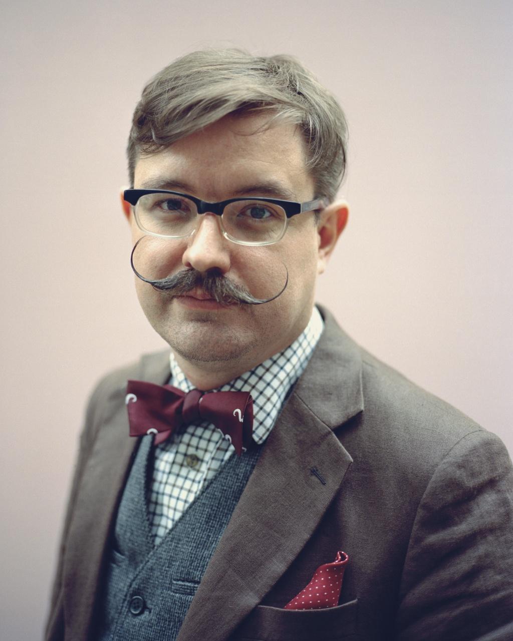 The Gentlemen's moustache club