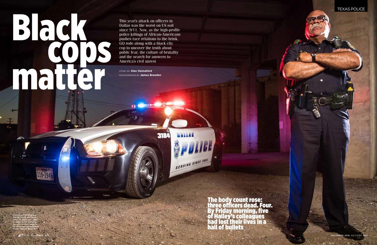 Black Cops Matter
