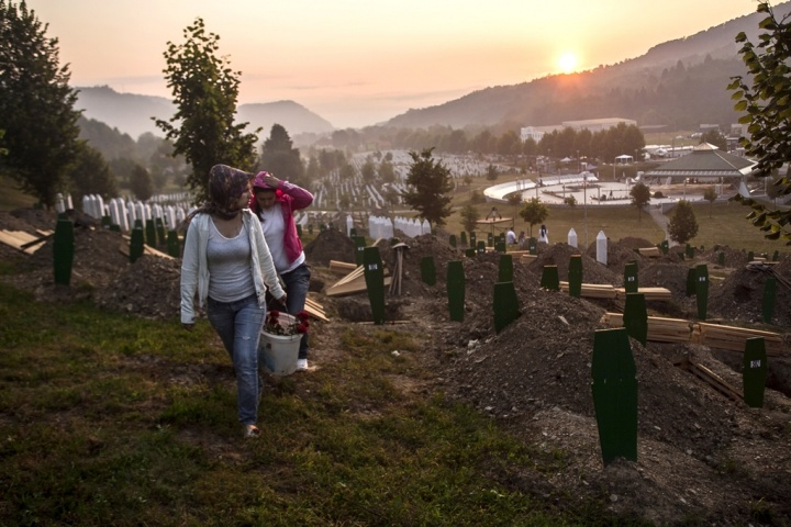 The way back to Srebrenica (2010-2015)