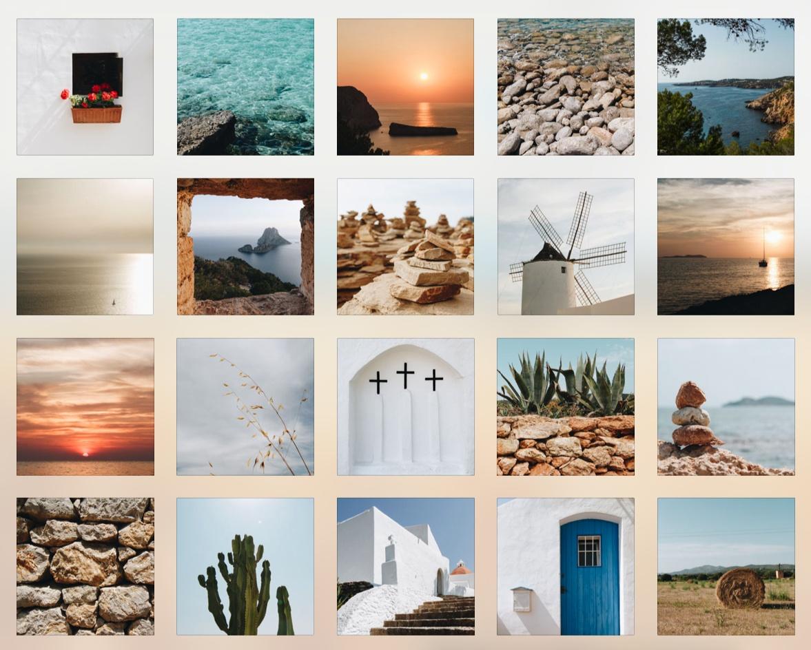 Ibiza Shots