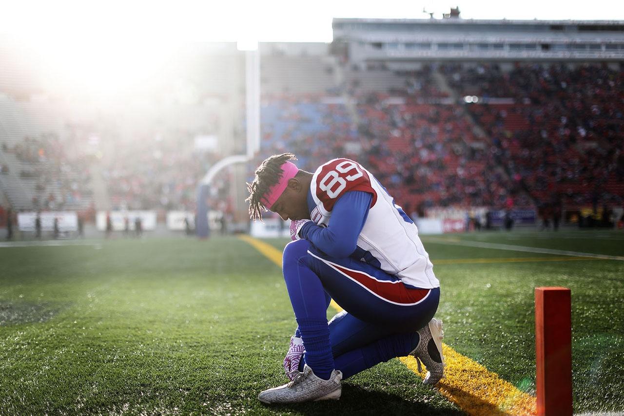 Game prayer