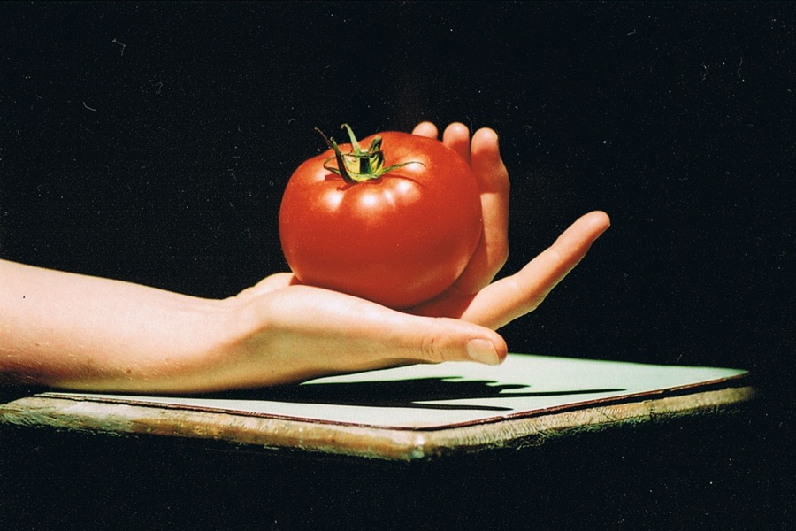 a Tomato on 35mm