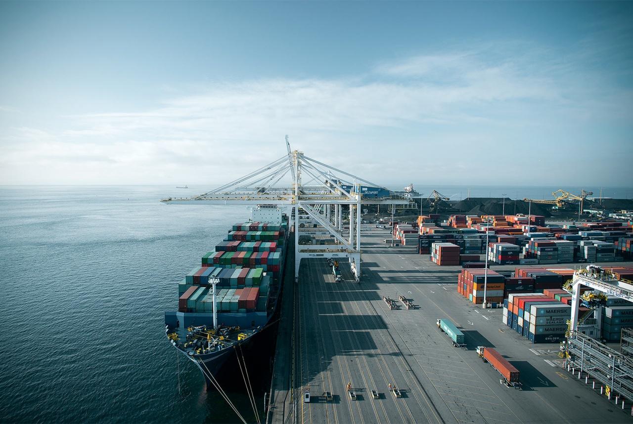 Port of Vancouver - Delta Port