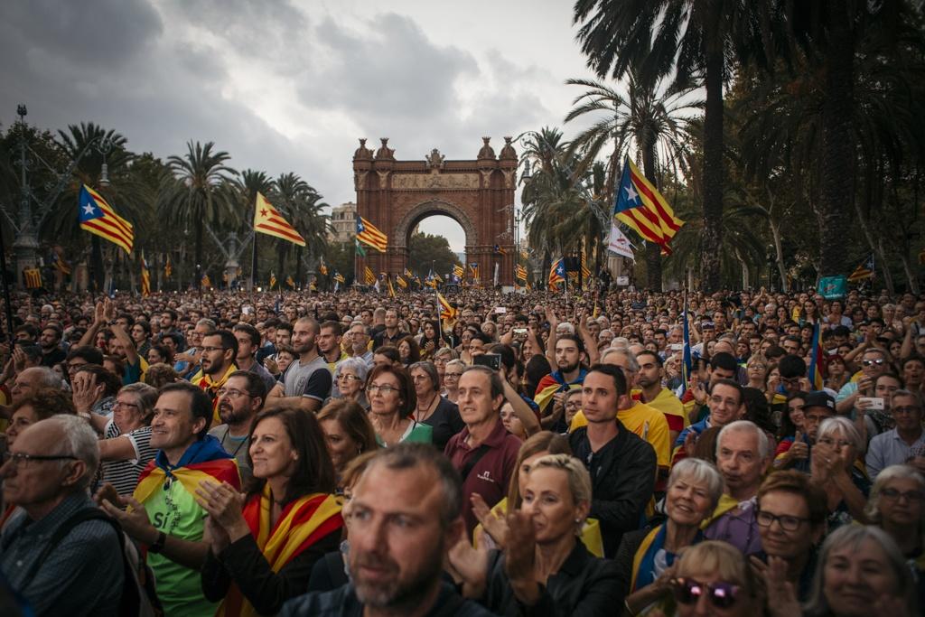 The Catalan Challenge.