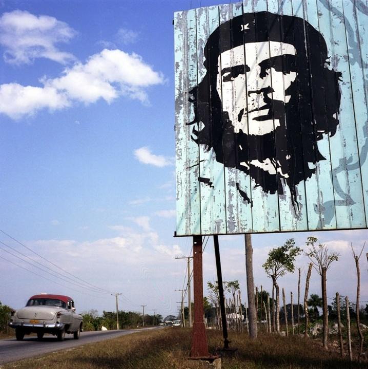 Ernesto Che Guevara's Paths