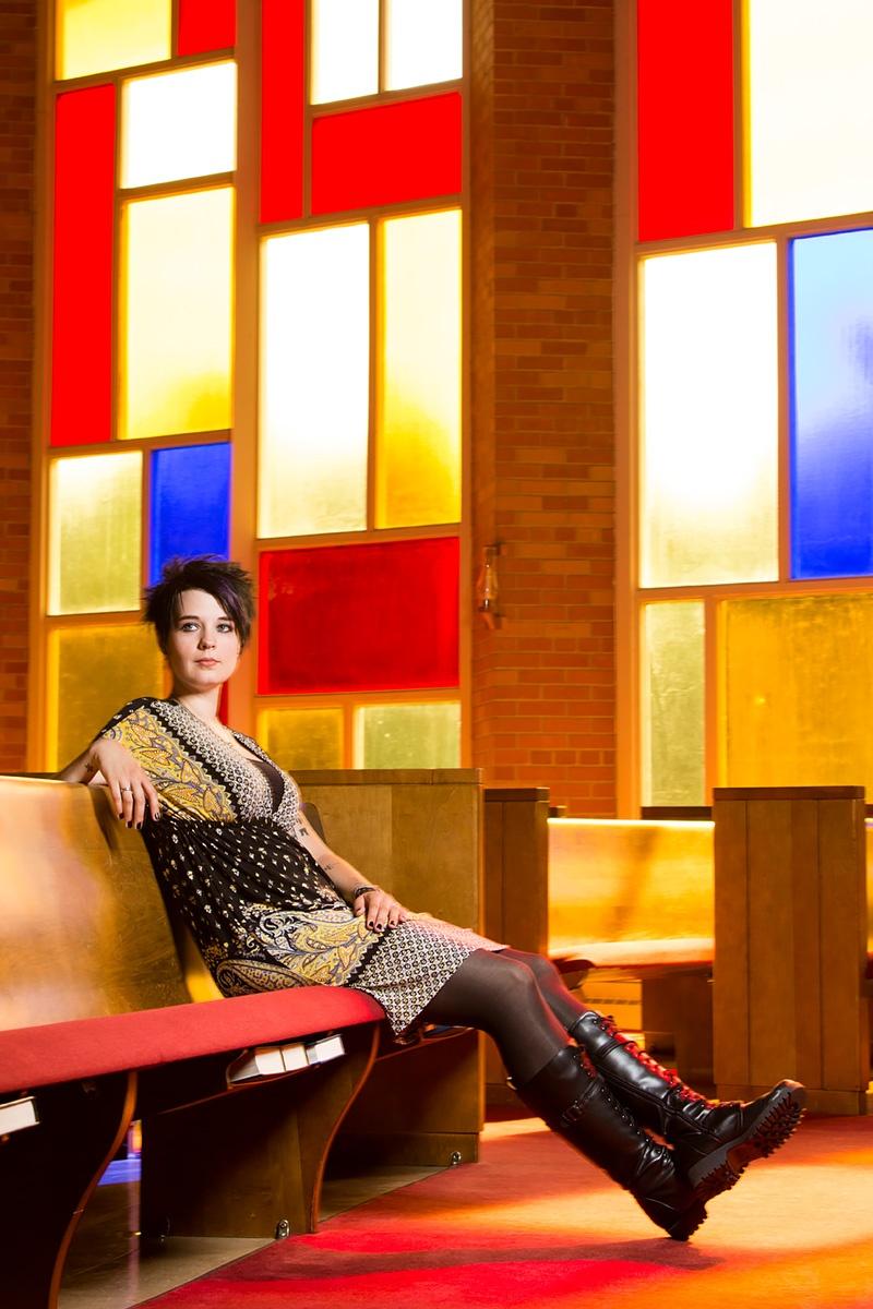Alexandria VA Poet Laureate Tori Lane
