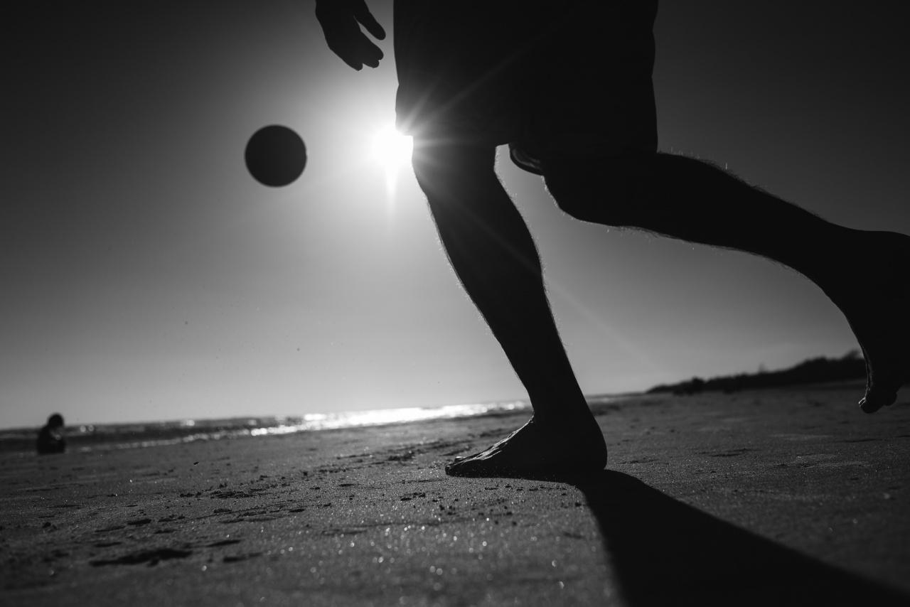 Pro Soccer Portrait