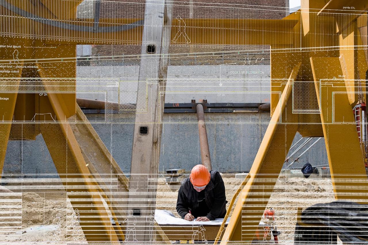 Work in progress / Bouygues Construction