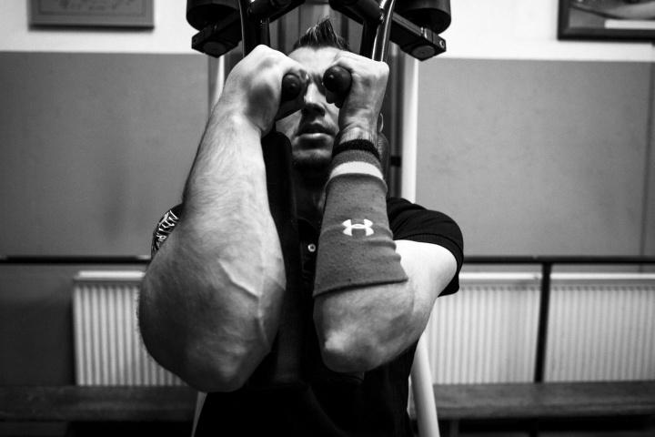 Matthias Schlitte, Armwrestler