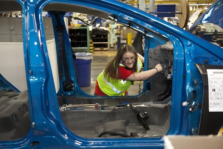 Detroit Auto Factory