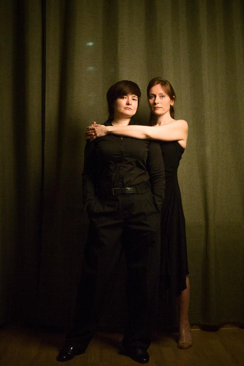 Tanya and Masha from