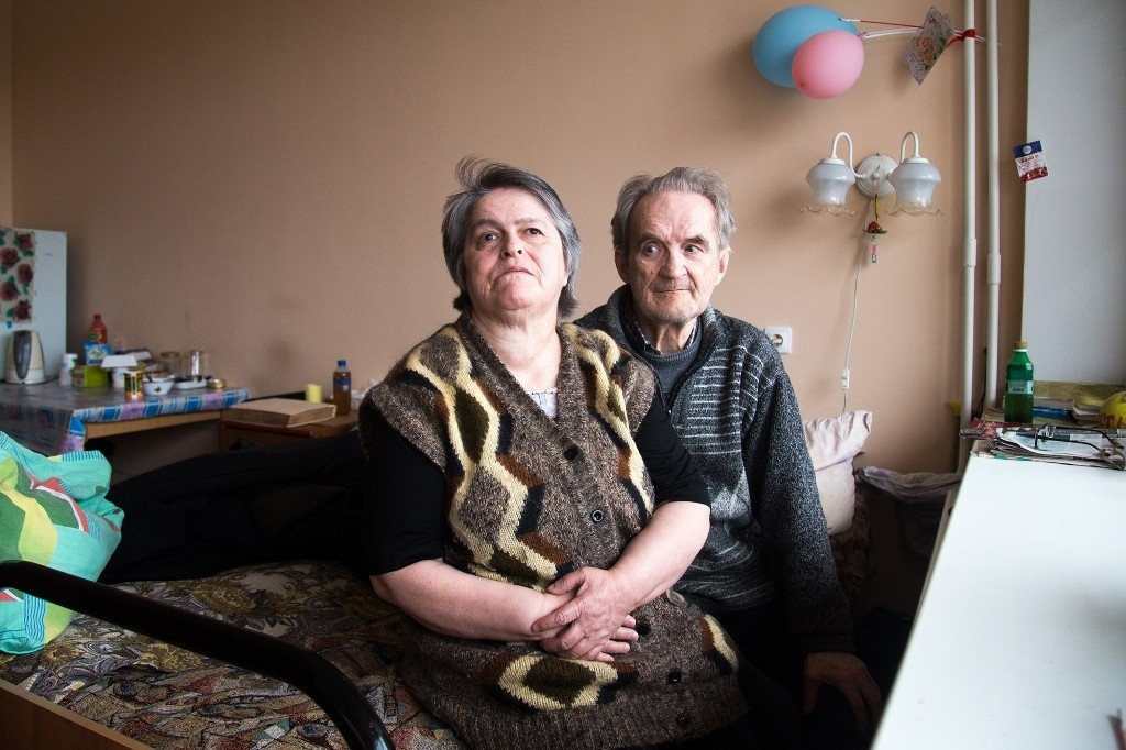 Natalia and Anatoly