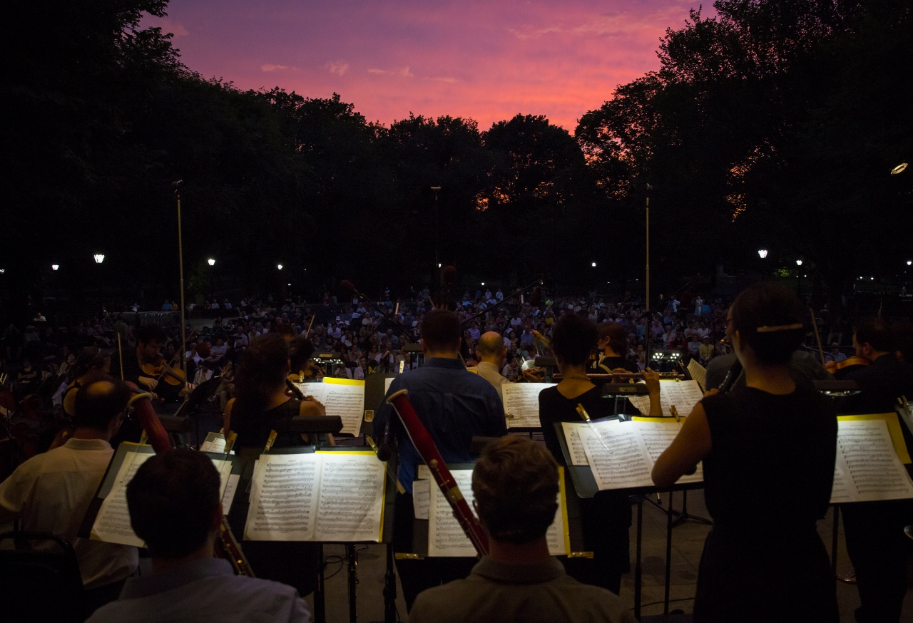 A Summer Concert with The Knight Orchestra