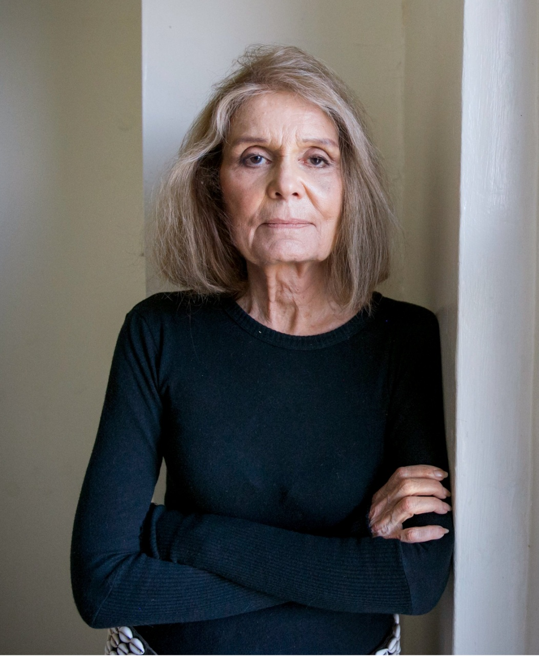 Lions of New York: Gloria Steinem