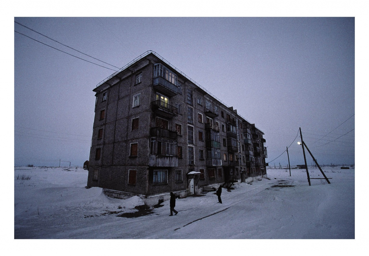 Vorkuta. Disappearing city.