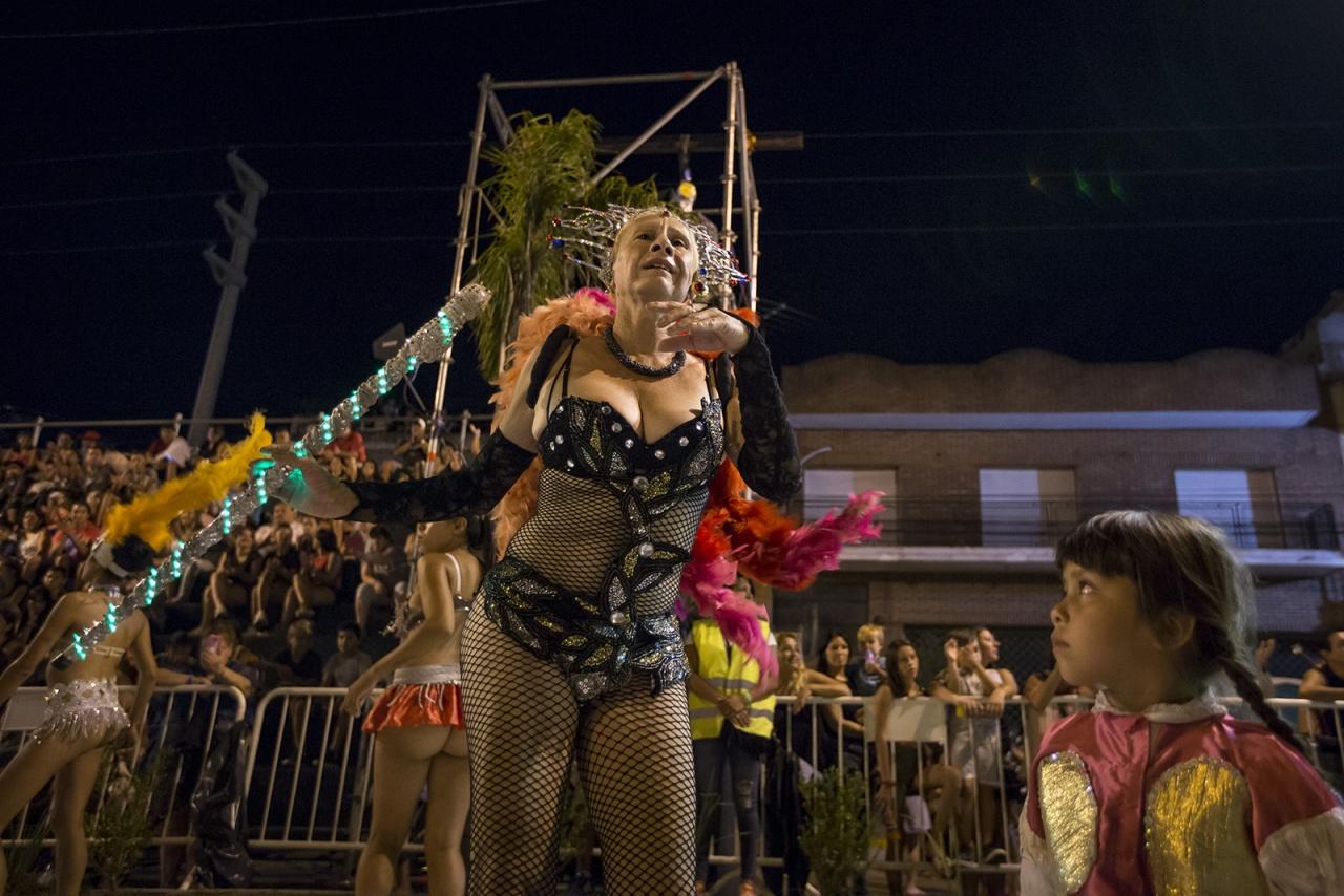 Carnaval in San Fernando, Argentina