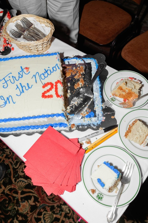 Cake after the Vote