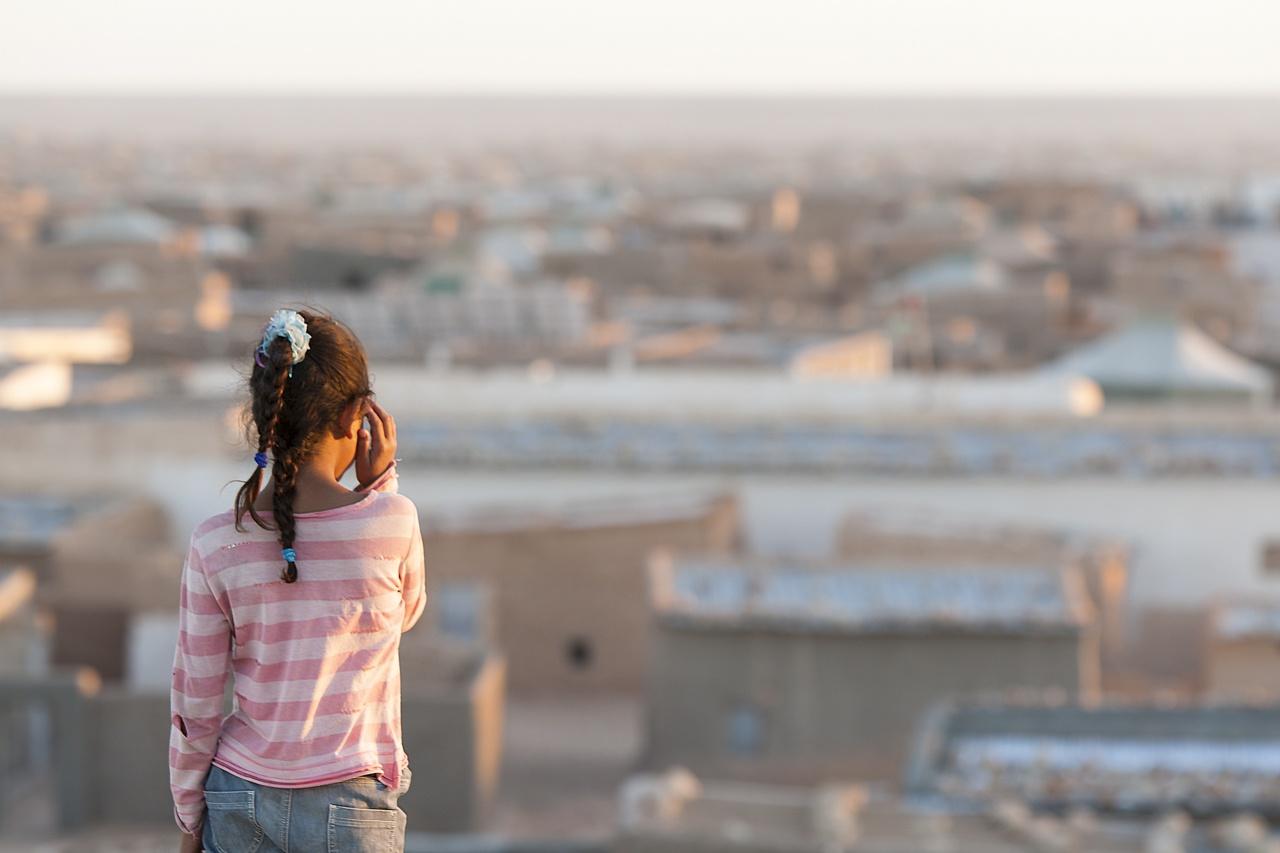 Saharawi Refugee. Tindoof 2010