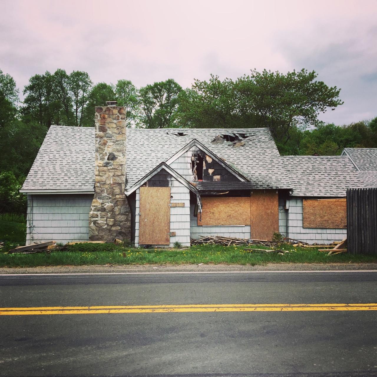 Suburban Landscape, South Salem, NY