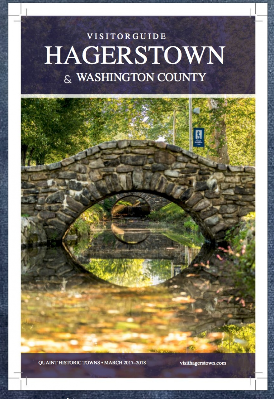 2017 Visitor Guide Cover Photograph