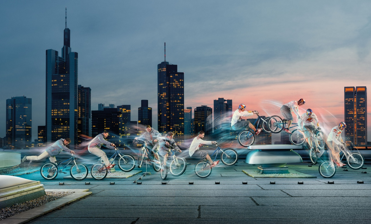 Red Bull - Morphing campaign