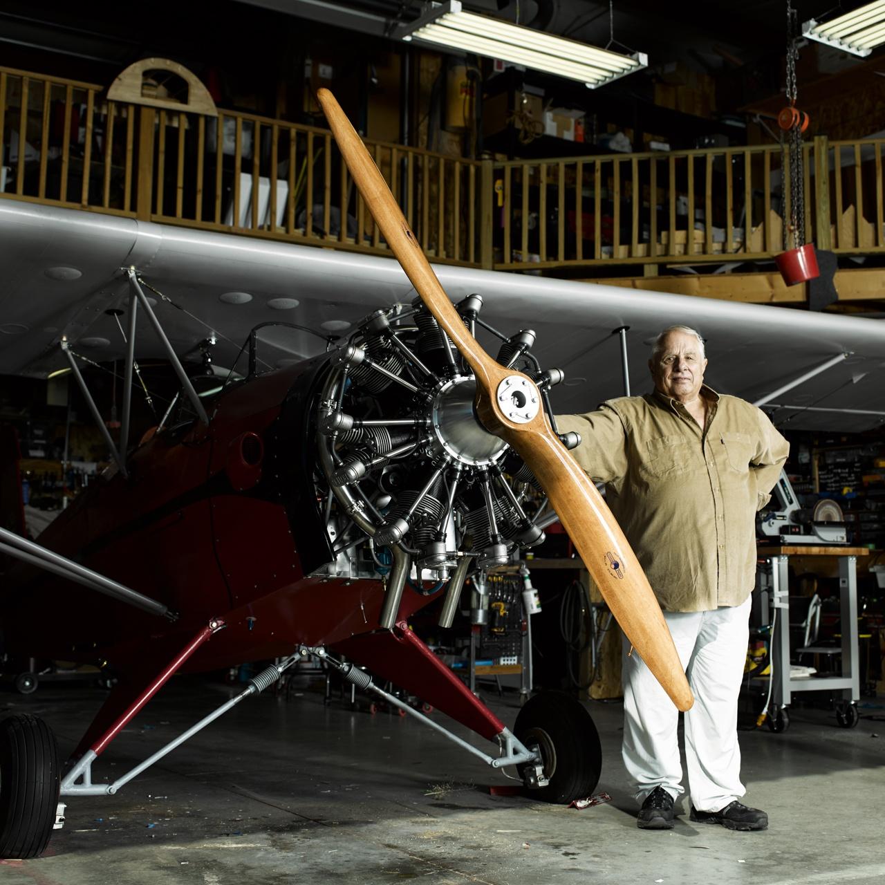 New England Craftsmen - Ray the Pilot