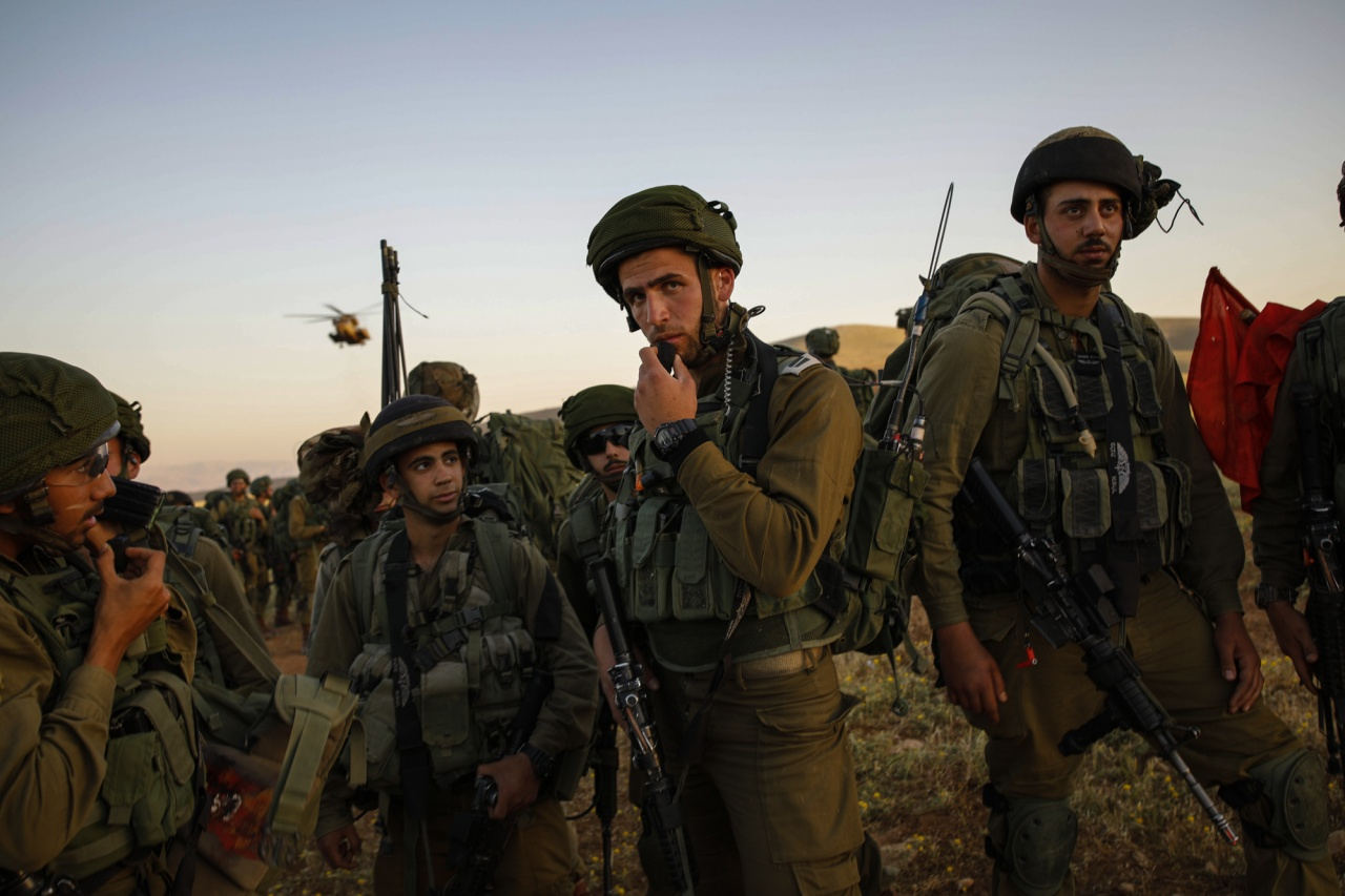 Israeli Defense Forces