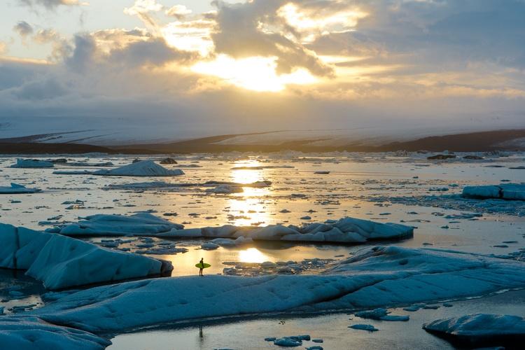 Iceland Trip for Surfer Mag