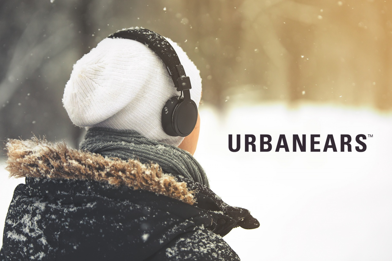 Urbanears product shoot