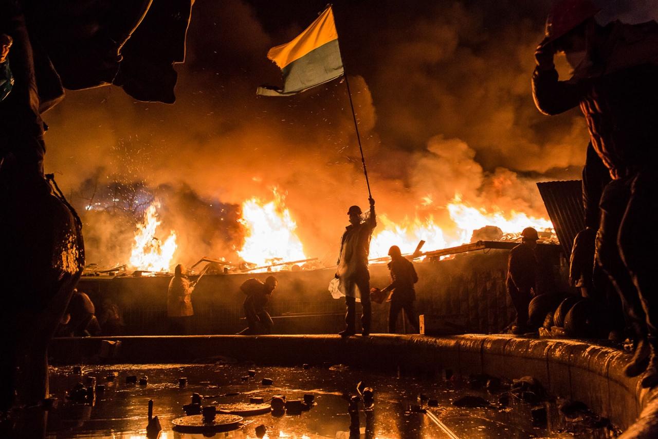 Maidan: The Dignity of Revolution