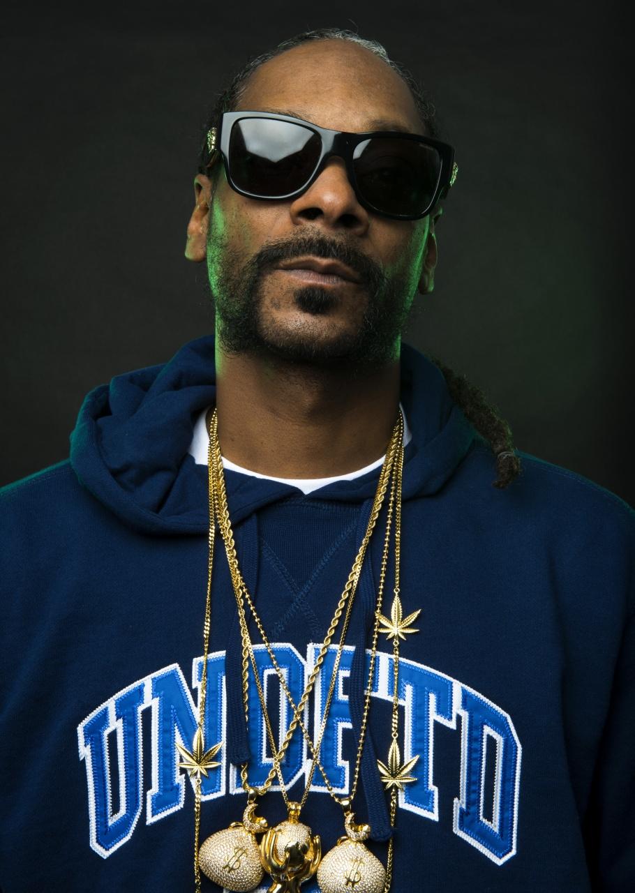 Snoop Dogg for Northwest Leaf